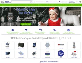 ostatni.detske-kocarky.eu screenshot