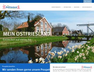 ostfriesland-meer-erleben.de screenshot