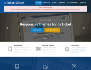 osticketthemes.com screenshot