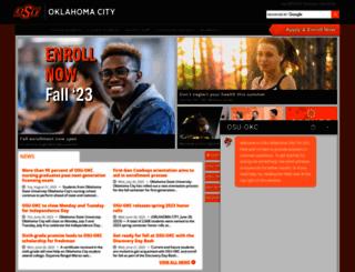 osuokc.edu screenshot