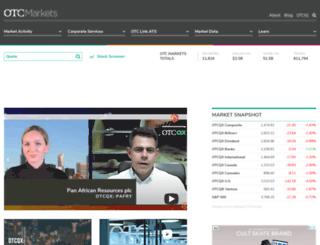 otcqx.com screenshot