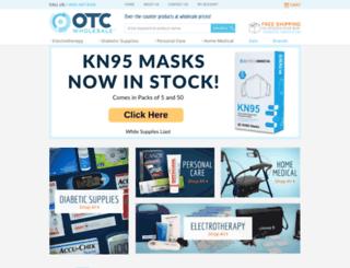 otcwholesale.com screenshot
