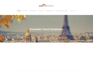 otelbookers.com screenshot