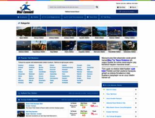 otelcenneti.com screenshot