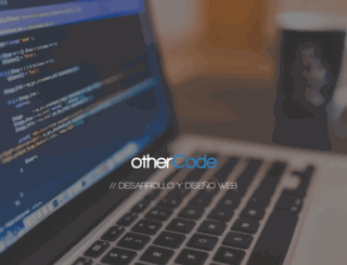 othercode.es screenshot