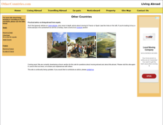 othercountries.com screenshot