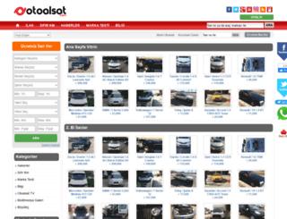 otoalsat.com screenshot