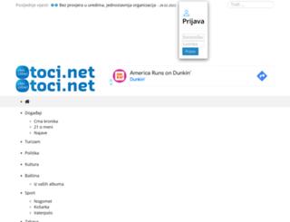 otoci.net screenshot
