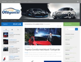 otoguncel.com screenshot