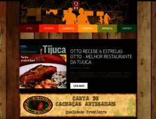 otto.com.br screenshot