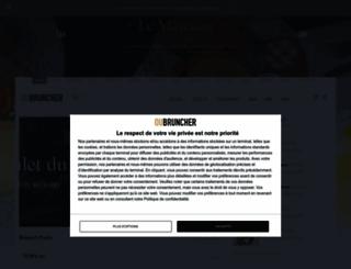 oubruncher.com screenshot