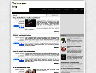 our-insurance.blogspot.com screenshot