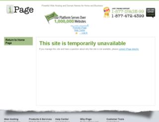 ourayiceparkcom.ipage.com screenshot