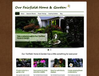 ourfairfieldhomeandgarden.com screenshot