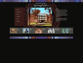 ourpluralhistory.stcc.edu screenshot