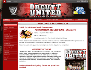 ousl.org screenshot