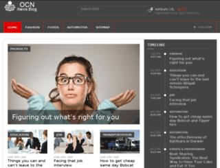 outcastdirectory.com screenshot