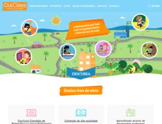 outclass.com.br screenshot