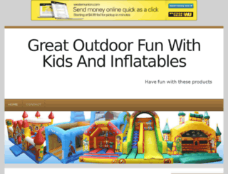 outdoor-fun.bravesites.com screenshot