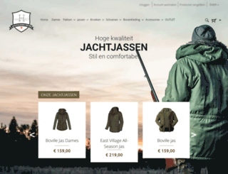 outdoor-gear.nl screenshot