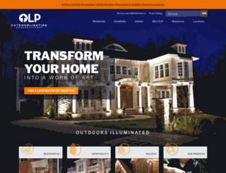 outdoorlights.com screenshot