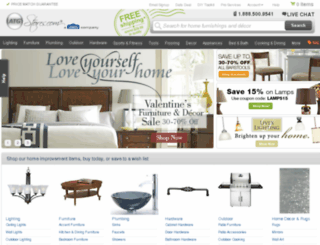 outdoorlivingshowroom.com screenshot