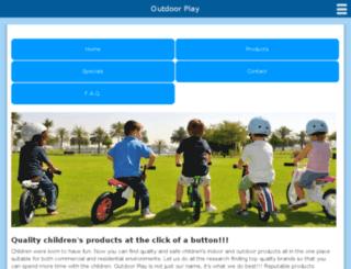 outdoorplayonline.com.au screenshot