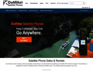 outfittersatellite.com screenshot