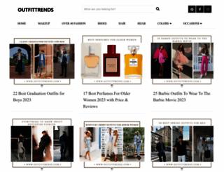 outfittrends.com screenshot