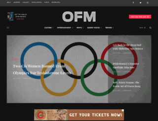 outfrontonline.com screenshot