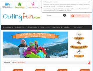 outingfun.com screenshot