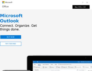 outlookexpress.com screenshot