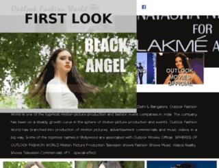 outlookfashionworld.com screenshot
