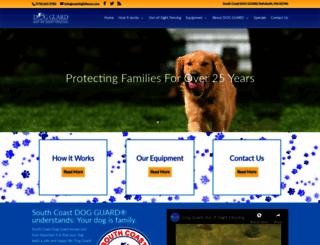 outofsightfence.com screenshot