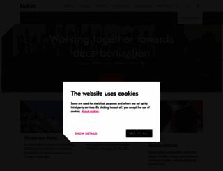 outotec.com screenshot