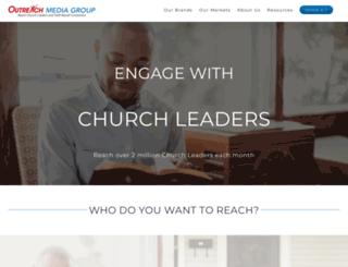 outreachmediagroup.com screenshot