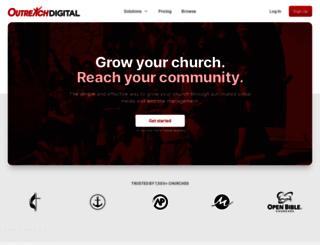 outreachwebsites.com screenshot