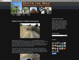 outtaway.blogspot.com screenshot