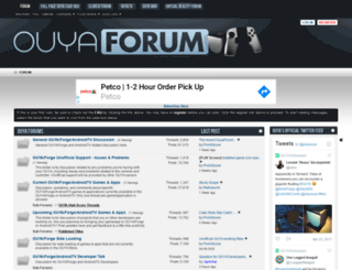 ouyaforum.com screenshot