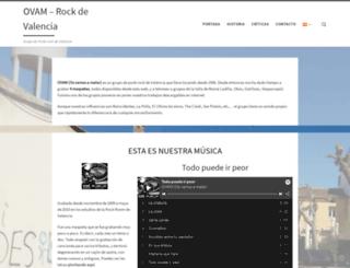 ovamrock.info screenshot