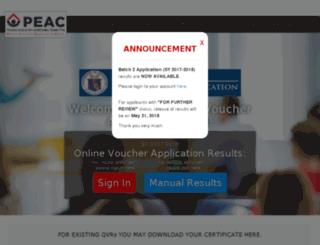 ovap.deped.gov.ph screenshot