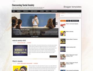 over-coming-social-anxiety.blogspot.com screenshot