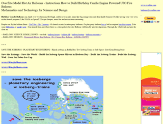 overflite.com screenshot