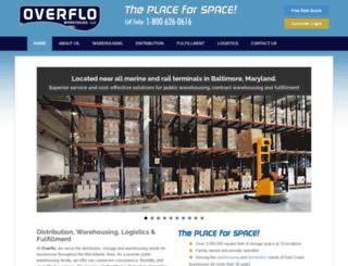 overflo.com screenshot