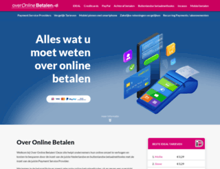 overonlinebetalen.nl screenshot