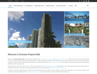 overseaspropertymall.com screenshot