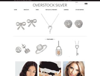 overstocksilver.com screenshot
