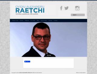 ovidiuraetchi.ro screenshot