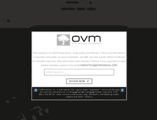 ovmx.ovmfinancial.com screenshot