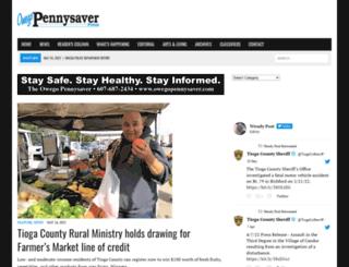 owegopennysaver.com screenshot